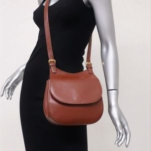 Celine Vintage Crossbody Flap Bag